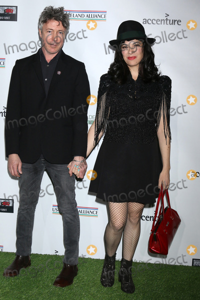 Aidan Gillen, Camille O'Sullivan, Oscar Wild Photo - LOS ANGELES - FEB 21:  Aidan Gillen, Camille O'Sullivan at the 2019 Oscar Wilde Awards at the Bad Robot on February 21, 2019 in Santa Monica, CA