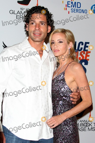 Dimitri Charalambopoulos, Camille Grammer Photo - LOS ANGELES - MAY 18:  Dimitri Charalambopoulos, Camille Grammer arrives at the 19th Annual Race to Erase MS gala at Century Plaza Hotel on May 18, 2012 in Century City, CA
