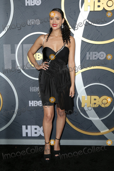 Nathalie ., Nathalie Emmanuel, Nathalie Emmanuelle Photo - LOS ANGELES - SEP 22:  Nathalie Emmanuel at the HBO Emmy Party at the Pacific Design Center on September 22, 2019 in West Hollywood, CA