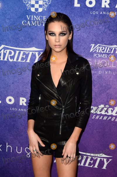 Amanda Steele Photo - LOS ANGELES - AUG 16:  Amanda Steele at the Variety Power of Young Hollywood Event at the Neuehouse on August 16, 2016 in Los Angeles, CA
