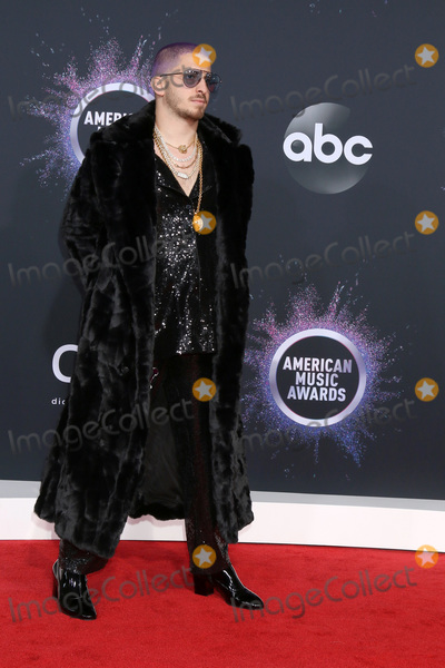 Photo - LOS ANGELES - NOV 24:  WATT at the 47th American Music Awards - Arrivals at Microsoft Theater on November 24, 2019 in Los Angeles, CA