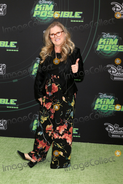"""Nancy Cartwright Photo - LOS ANGELES - FEB 12:  Nancy Cartwright at the """"Kim Possible"""" Premiere Screening at the TV Academy on February 12, 2019 in Los Angeles, CA"""