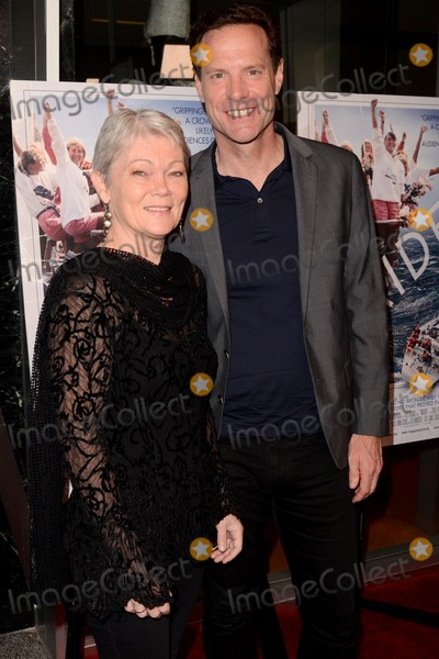 """Alex Holmes, Tracy Edwards Photo - LOS ANGELES - JUN 14:  Tracy Edwards, Alex Holmes at the """"Maiden"""" Los Angeles Premiere at the Linwood Dunn Theater on June 14, 2019 in Los Angeles, CA"""