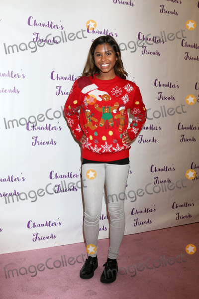 Aliyah Moulden Photo - LOS ANGELES - DEC 10:  Aliyah Moulden at the Chandler's Friends Toy Drive & Wrapping Party  at Los Angeles Ballet Academy on December 10, 2017 in Los Angeles, CA