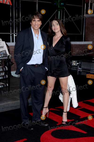 """Tiffany, Vincent Spano Photo - LOS ANGELES - OCT 24:  Vincent Spano, Tiffany Downey at """"The Irishman"""" Premiere at the TCL Chinese Theater IMAX on October 24, 2019 in Los Angeles, CA"""