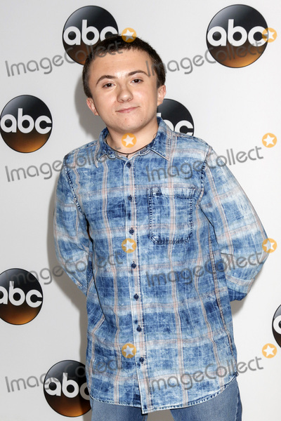 Atticus Shaffer Photo - LOS ANGELES - AUG 6:  Atticus Shaffer at the ABC TCA Summer 2017 Party at the Beverly Hilton Hotel on August 6, 2017 in Beverly Hills, CA