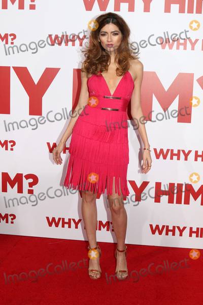 "Photo - LOS ANGELES - DEC 17:  Bianca Blanco at the ""Why Him?"" Premiere at Bruin Theater on December 17, 2016 in Westwood, CA"