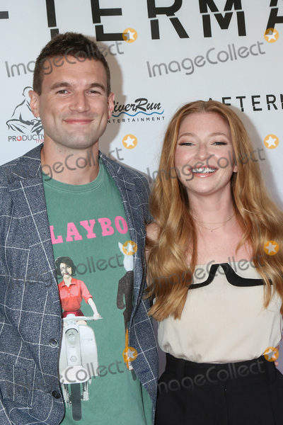 Aftermath Premiere Photo - LOS ANGELES - AUG 3:  Alex Russell, Diana Hopper at the Aftermath Premiere at the Landmark Theater on August 3, 2021 in Westwood, CA