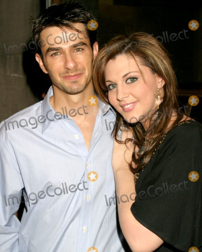 Adrianne Leon, Leon Photo - Eyal Podell & Adrianne LeonYoung and the Restless Celebrates 18 years with the #1 RatingCBS Television CityLos Angeles,  CAJanuary 8, 2007