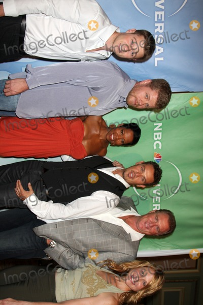 Arija Bareikis, Ben McKenzie, Kevin Alejandro, Michael Cudlitz, Regina King Photo - Ben McKenzie , Michael Cudlitz, Regina King, Kevin Alejandro, Arija Bareikis, and Michael McGrady of SOUTHLAND arriving at the NBC TCA Party at The Langham Huntington Hotel & Spa in Pasadena, CA  on August 5, 2009