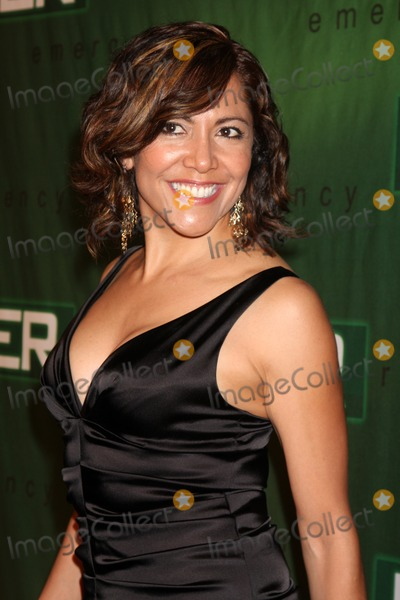 "Genesis, Laura Ceron Photo - Laura Ceron arriving at the""ER"" TV Series Wrap Party at Social, in Los Angeles, CA  on March 28, 2009"
