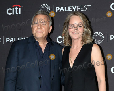 """Helen Hunt, Madness, Paul Reiser Photo - LOS ANGELES - SEP 7:  Paul Reiser, Helen Hunt at the PaleyFest Fall TV Preview - """"Mad About You"""" at the Paley Center for Media on September 7, 2019 in Beverly Hills, CA"""