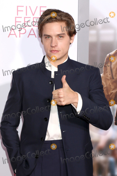 "Dylan Sprouse Photo - LOS ANGELES - MAR 7:  Dylan Sprouse at the ""Five Feet Apart"" Premiere at the Bruin Theater on March 7, 2019 in Westwood, CA"