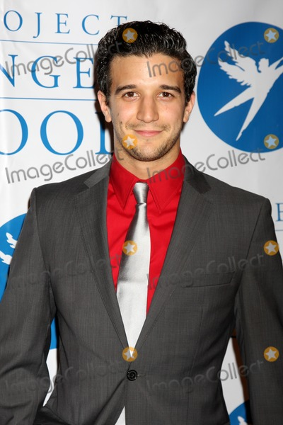 Mark Ballas, Howard Fine, Teairra Marí Photo - Mark Ballasarriving at the  5th Annual inCONCERT To Benefit Project Angel FoodHoward Fine TheaterLos Angeles,  CAOctober 17, 2009