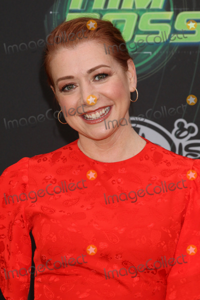 """Alyson Hannigan Photo - LOS ANGELES - FEB 12:  Alyson Hannigan at the """"Kim Possible"""" Premiere Screening at the TV Academy on February 12, 2019 in Los Angeles, CA"""