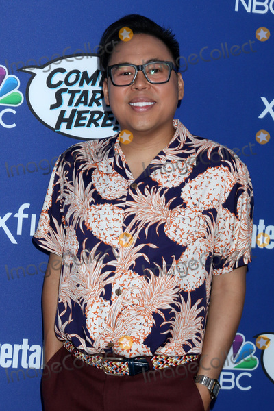 Nico, Nico Santos Photo - LOS ANGELES - SEP 16:  Nico Santos at the NBC Comedy Starts Here Event at the NeueHouse on September 16, 2019 in Los Angeles, CA