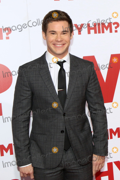 "Adam DeVine Photo - LOS ANGELES - DEC 17:  Adam Devine at the ""Why Him?"" Premiere at Bruin Theater on December 17, 2016 in Westwood, CA"