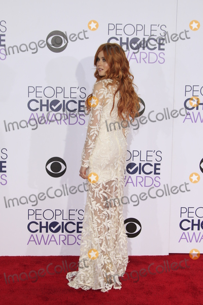 Photo - LOS ANGELES - JAN 6:  Katherine McNamara at the Peoples Choice Awards 2016 - Arrivals at the Microsoft Theatre L.A. Live on January 6, 2016 in Los Angeles, CA