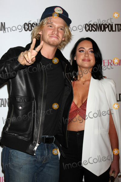 Cody Simpson, Alexx Mack Photo - LOS ANGELES - OCT 12:  Cody Simpson, Alexx Mack at the Cosmopolitan Magazine's 50th Anniversary Party at the Ysabel on October 12, 2015 in Los Angeles, CA