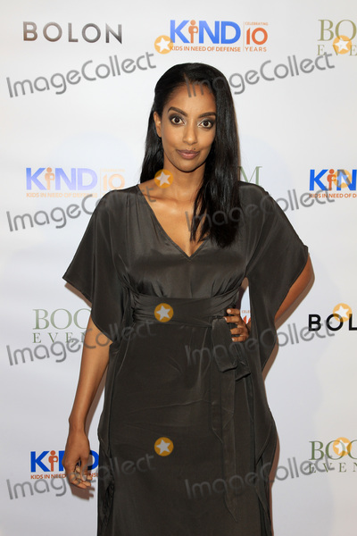 Azie Tesfa Photo - LOS ANGELES - AUG 4:  Azie Tesfa at the Kind Los Angeles: Coming Together for Children Alone at the Helms Design Center on August 4, 2018 in Culver City, CA
