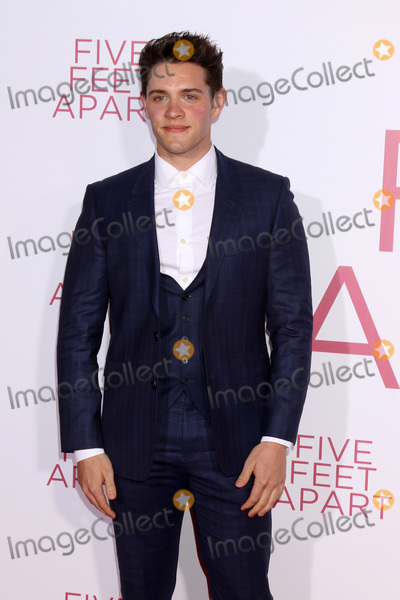 """Casey Cott Photo - LOS ANGELES - MAR 7:  Casey Cott at the """"Five Feet Apart"""" Premiere at the Bruin Theater on March 7, 2019 in Westwood, CA"""