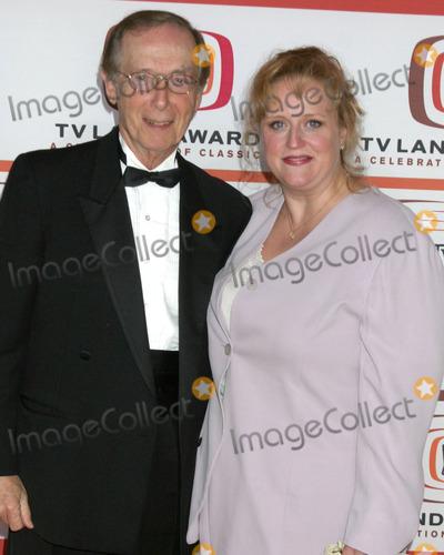 Photo - Bernie Koppell & wife KatrinaTV Land Awards 2006Barker HangerSanta Monica , CAMarch 19, 2006