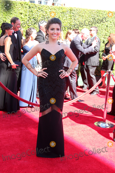Ana Golja Photo - LOS ANGELES - AUG 16:  Ana Golja at the 2014 Creative Emmy Awards - Arrivals at Nokia Theater on August 16, 2014 in Los Angeles, CA