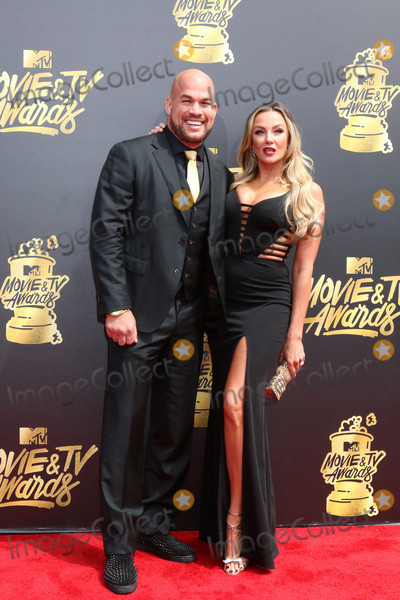 Amber Nicole, Nicole Miller, Tito Ortiz Photo - LOS ANGELES - MAY 7:  Tito Ortiz, Amber Nicole Miller at the MTV Movie and Television Awards on the Shrine Auditorium on May 7, 2017 in Los Angeles, CA