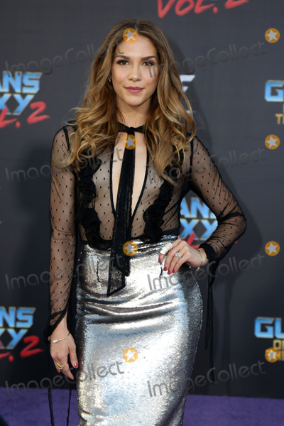 """Allison Holker Photo - LOS ANGELES - APR 19:  Allison Holker at the """"Guardians of the Galaxy Vol. 2"""" Los Angeles Premiere at the Dolby Theater on April 19, 2017 in Los Angeles, CA"""