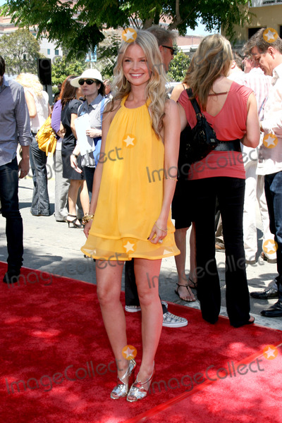 """Anita Briem, Journey Photo - Anita Briem arriving at the premiere of """"Journey to the Center of the Earth"""" at the Village Theater in Westwood, CA onJune 29, 2008"""