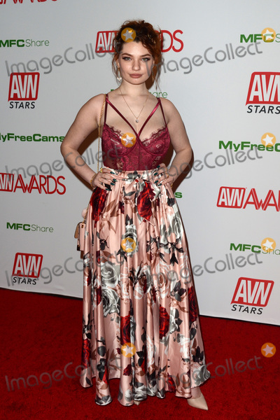 Photo - LAS VEGAS - JAN 12:  Annabel Redd at the 2020 AVN (Adult Video News) Awards at the Hard Rock Hotel & Casino on January 12, 2020 in Las Vegas, NV