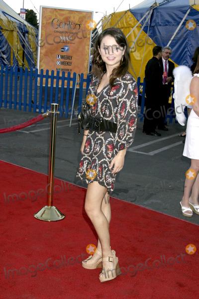 Cirque du Soleil, Sasha, Sasha Cohen Photo - Cirque du Soleil, Sasha, Sasha Cohen