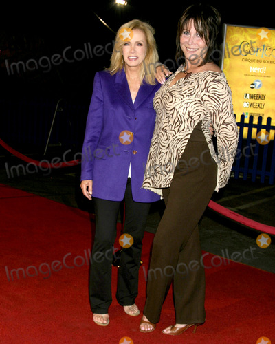Cirque du Soleil, Donna Mills, Michelle Lee, Michele Lee Photo - Cirque du Soleil, Donna Mills, Michelle Lee, Michele Lee