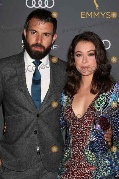 Tom Cullen, Tatiana Maslany Photo - LOS ANGELES - SEP 16:  Tom Cullen, Tatiana Maslany at the TV Academy Performer Nominee Reception at the Pacific Design Center on September 16, 2016 in West Hollywood, CA