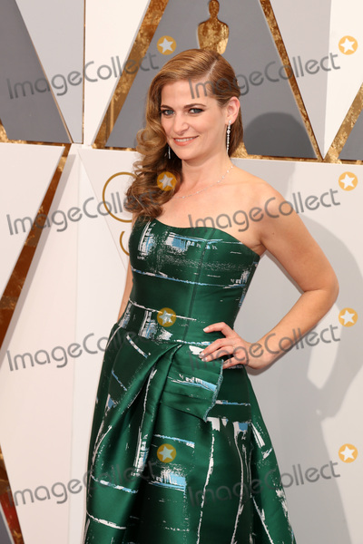 The 88, Andrea Berloff Photo - LOS ANGELES - FEB 28:  Andrea Berloff at the 88th Annual Academy Awards - Arrivals at the Dolby Theater on February 28, 2016 in Los Angeles, CA