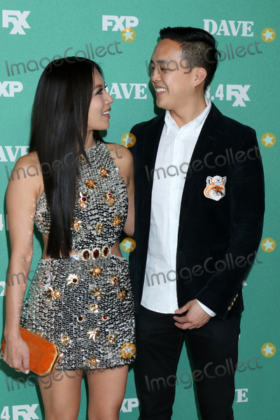 "Alan Yang, Christine Ko Photo - LOS ANGELES - FEB 27:  Christine Ko, Alan Yang at the ""Dave"" Premiere Screening from FXX at the DGA Theater on February 27, 2020 in Los Angeles, CA"
