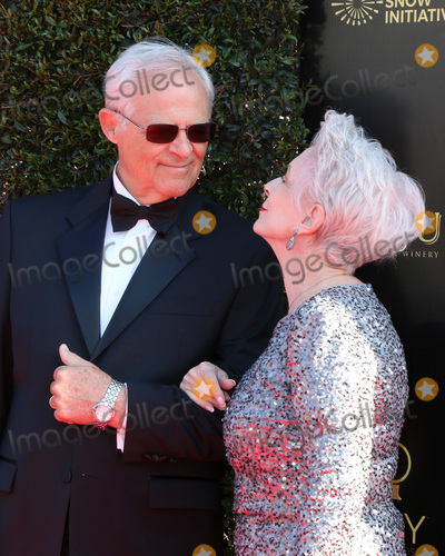 Jennifer Bassey Photo - LOS ANGELES - APR 27:  George Bamford, Jennifer Bassey at the 2018 Daytime Emmy Awards - Creative at Pasadena Civic Auditorium on April 27, 2018 in Pasadena, CA