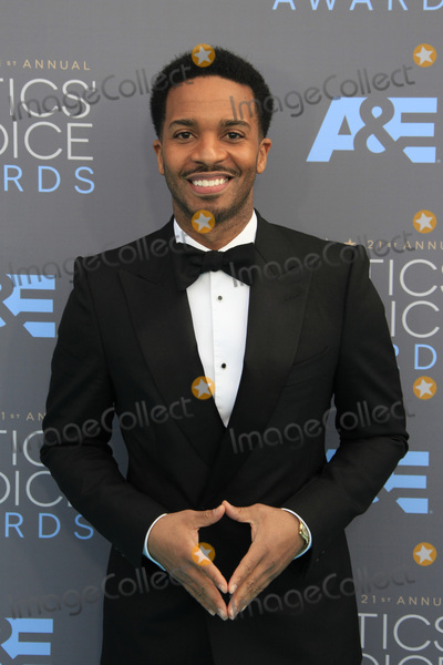 Andre Holland Photo - LOS ANGELES - JAN 17:  Andre Holland at the 21st Annual Critics Choice Awards at the Barker Hanger on January 17, 2016 in Santa Monica, CA