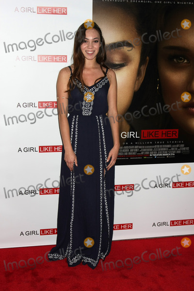 """Aileen Ramirez Photo - LOS ANGELES - MAR 27:  Aileen Ramirez at the """"A Girl Like Her"""" Screening at the ArcLight Hollywood Theaters on March 27, 2015 in Los Angeles, CA"""