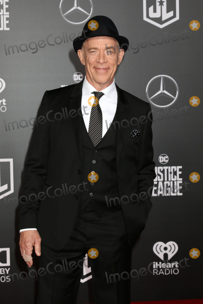 J K Simmons, J. K. Simmons, J.K. Simmons, J.K Simmons Photo - LOS ANGELES - NOV 13:  J K Simmons at the World Premiere of Justice League at Dolby Theater on November 13, 2017 in Los Angeles, CA