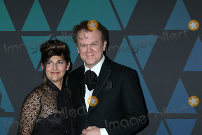 Alison Dickey, John C Reilly, John C. Reilly, John C.Reilly, Ray Dolby, Governors Awards Photo - LOS ANGELES - NOV 18:  Alison Dickey, John C Reilly at the 10th Annual Governors Awards at the Ray Dolby Ballroom on November 18, 2018 in Los Angeles, CA