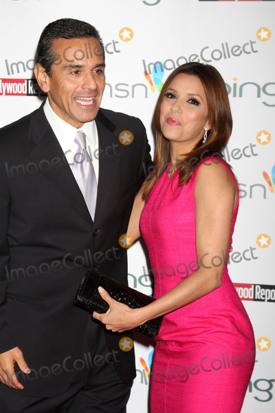 Antonio Villaraigosa, Eva Longoria, Eva Longoria Parker, Eva Longoria-Parker, Eva Herzigová Photo - Antonio Villaraigosa & Eva Longoria Parker