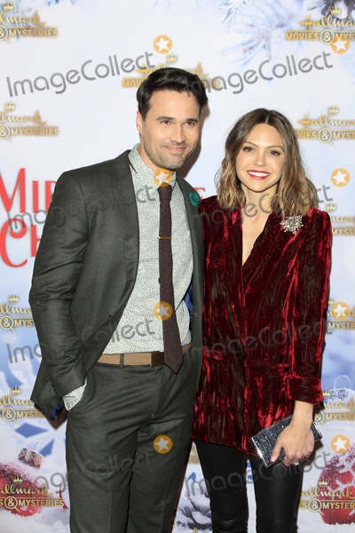 Once Upon A Christmas Miracle.Photos And Pictures Los Angeles Dec 4 Brett Dalton