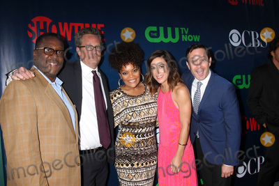 Lindsay Sloan, Lindsay Sloane, Matthew Perry, Thomas Lennon, Wendell Pierce, Yvette Freeman, Wendel Pierce Photo - LOS ANGELES - AUG 10:  Wendell Pierce, Matthew Perry, Yvette Freeman, Lindsay Sloane, Thomas Lennon at the CBS TCA Summer 2015 Party at the Pacific Design Center on August 10, 2015 in West Hollywood, CA
