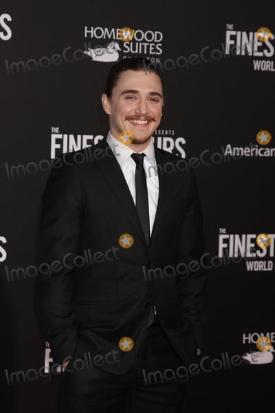 Kyle Gallner Photo - LOS ANGELES - JAN 25:  Kyle Gallner at the The Finest Hours World Premiere at the TCL Chinese Theater IMAX on January 25, 2016 in Los Angeles, CA