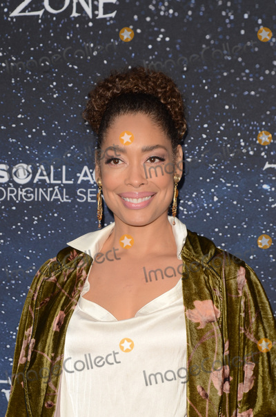"""Gina Torres Photo - LOS ANGELES - MAR 26:  Gina Torres at """"The Twilight Zone"""" Premiere at the Harmony Gold Theater on March 26, 2019 in Los Angeles, CA"""