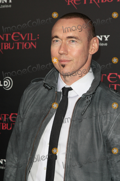 """Kevin Durand Photo - LOS ANGELES - SEP 12:  Kevin Durand arrives at the """"Resident Evil: Retribution"""" Premiere at Regal Cinemas L.A. Live on September 12, 2012 in Los Angeles, CA"""