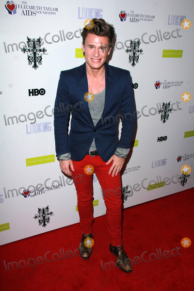 """Blake McIvere, Blake McIver Photo - LOS ANGELES - MAR 19:  Blake Mcivere at the """"Looking"""" Season 2 Finale Screening and Party at the Abbey on March 19, 2015 in West Hollywood, CA"""