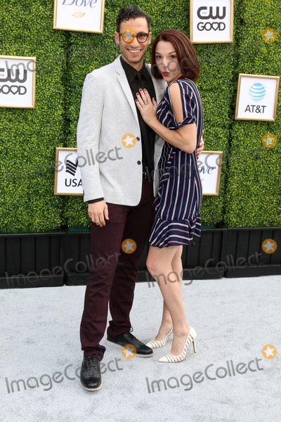 Adam Tsekhman Photo - LOS ANGELES - OCT 14:  Adam Tsekhman, Guest at the CW Network's Fall Launch Event  at the Warner Brothers Studios on October 14, 2018 in Burbank, CA