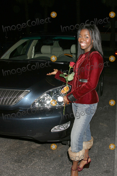 Camille Winbush, The Cars Photo - Camille Winbush with the Car, Lexus, birthday present
